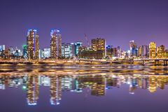 Seoul Cityscape. Seoul, South Korea city skyline Royalty Free Stock Photography