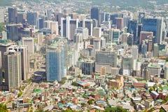 Seoul, Corea del Sud Fotografia Stock Libera da Diritti