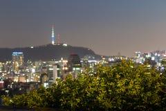 Seoul Coreia do Sul fotos de stock