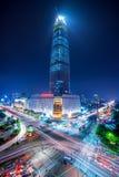 SEOUL, COREIA DO SUL - 9 DE MAIO: Alameda de Lotte World Fotografia de Stock