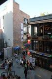 Seoul gatasikt i Sydkorea Royaltyfria Foton