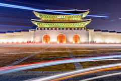 Seoul Gate Royalty Free Stock Photography