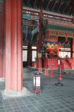 Seoul Gyeongbokgung Palace Royalty Free Stock Photo