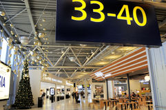 Seoul Incheon International Airport Royalty Free Stock Photo