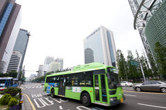 Seoul - Jongno Tower crossroads Royalty Free Stock Images