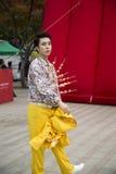 Seoul kimchi festival Stock Image