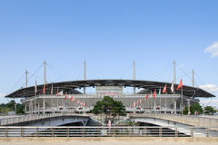 SEOUL, KOREA - OCTOBER 04, 2014: World Cup Stadium in Seoul Stock Images