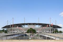 SEOUL, KOREA - 4. OKTOBER 2014: Weltcup-Stadion in Seoul Stockbilder