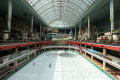 Seoul Lotte World Stockbilder