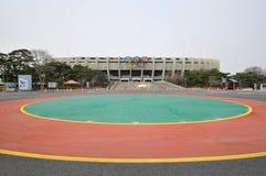 The Seoul Olympic Stadium Stock Photos
