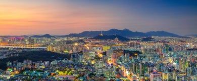 Seoul. Royalty Free Stock Image
