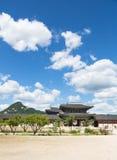 Seoul Royal Palace Stock Image