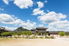 Seoul Royal Palace Stock Photos