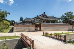 Seoul Royal Palace Stock Photography