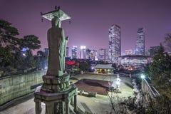 Seoul Scene Stock Images
