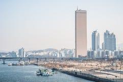 Seoul Skyline Stock Photography