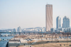Seoul Skyline Stock Photography