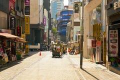 Seoul stock photography