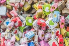 SEOUL, SOUTH KOREA - October 29 : The Love Key Ceremony at N Seo Stock Photos