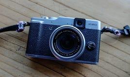 Fujifilm X20 mirrorless camera stock photos
