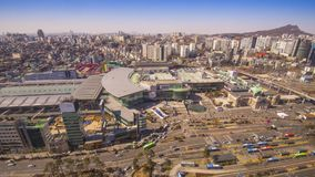 Seoul, South Korea stock video