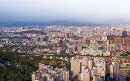 Seoul stad Royaltyfri Fotografi