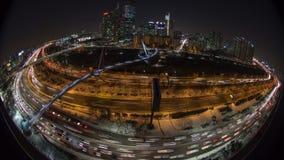 Seoul stad Yoido stock video