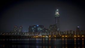 Seoul-Stadt Stockfoto