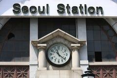 seoul station Arkivfoto