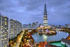 Seoul Sydkorea Royaltyfri Fotografi