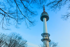 Seoul Tower the best tower in Asia Stock Photography