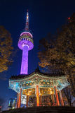 Seoul tower Royalty Free Stock Photography