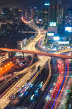 Seoul Traffic Stock Images