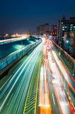 Seoul Traffic Stock Photography