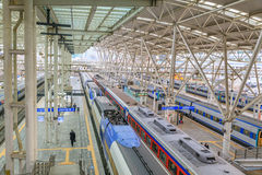 Free Seoul Train Station Royalty Free Stock Photography - 83277727