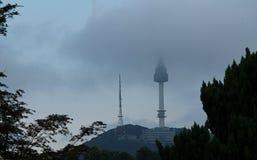 Seoul-Turm Stockfotografie