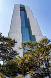 Seoul World Trade Tower Royalty Free Stock Photo