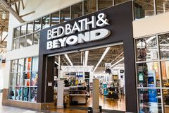 Free Sep 16, 2019 Milpitas / CA / USA - Bed Bath & Beyond Store Entrance At The Great Mall In South San Francisco Bay Area; Bed Bath & Stock Images - 158821144