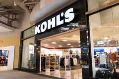 Free Sep 16, 2019 Milpitas / CA / USA - Kohl`s Store Located In A Mall In South San Francisco Bay Area; Kohl`s Is An American Stock Photo - 164197690