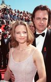 Jodie Foster,Randy Stone Stock Photos