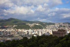 13 sep 2016 de stad van Nagasaki, Japan Royalty-vrije Stock Afbeeldingen