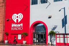 Sep 20, 2019 San Francisco / CA / USA - iHeart Radio offices; iHeartRadio is a free broadcast, podcast and streaming radio