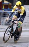 Sep Vanmarcke Team Lotto - Jumbo Stock Image
