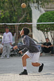 Sepak Takraw Royalty Free Stock Images