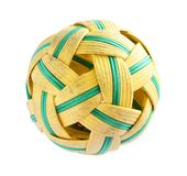 Sepak takraw ball Royalty Free Stock Photography