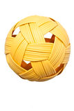 Sepak takraw ball asian sport Stock Images