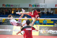 Sepaktakrew sport. Stock Photo