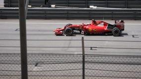 SEPANG - 29-ОЕ МАРТА: Kimi Raikkonen Стоковые Изображения RF