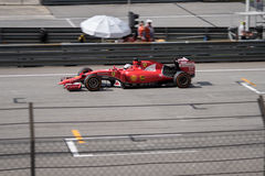 SEPANG - 29-ОЕ МАРТА: Sebastian Vettel Стоковое фото RF