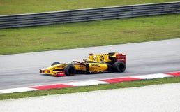 Sepang F1 2010 -го апрель Стоковое фото RF
